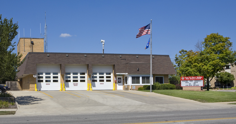 Park Ridge Fire Department Station 36