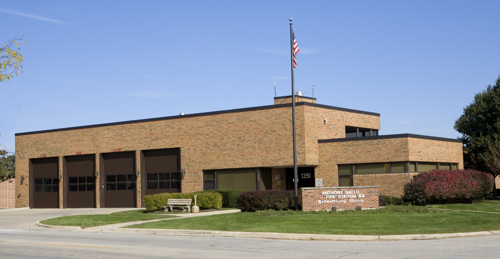 Schaumburg Fire Department Station 53