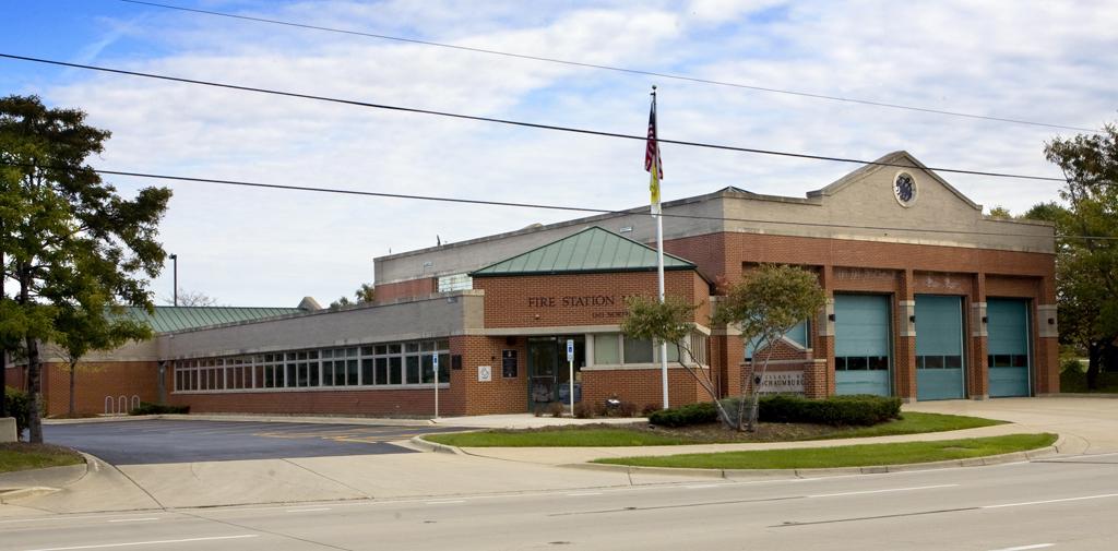 Schaumburg Fire Department Station 54