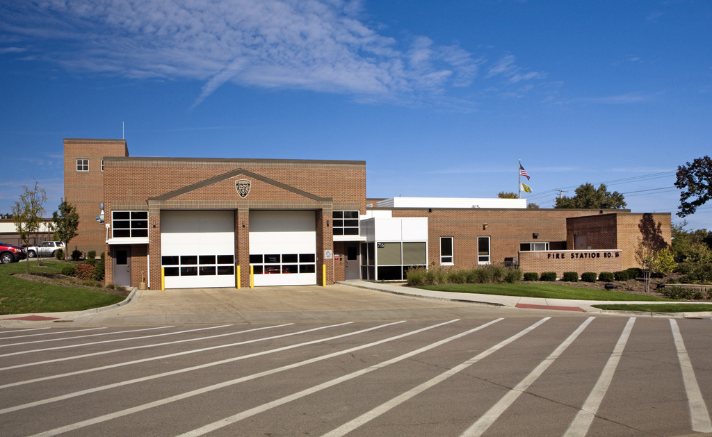 Schaumburg Fire Department Station 55