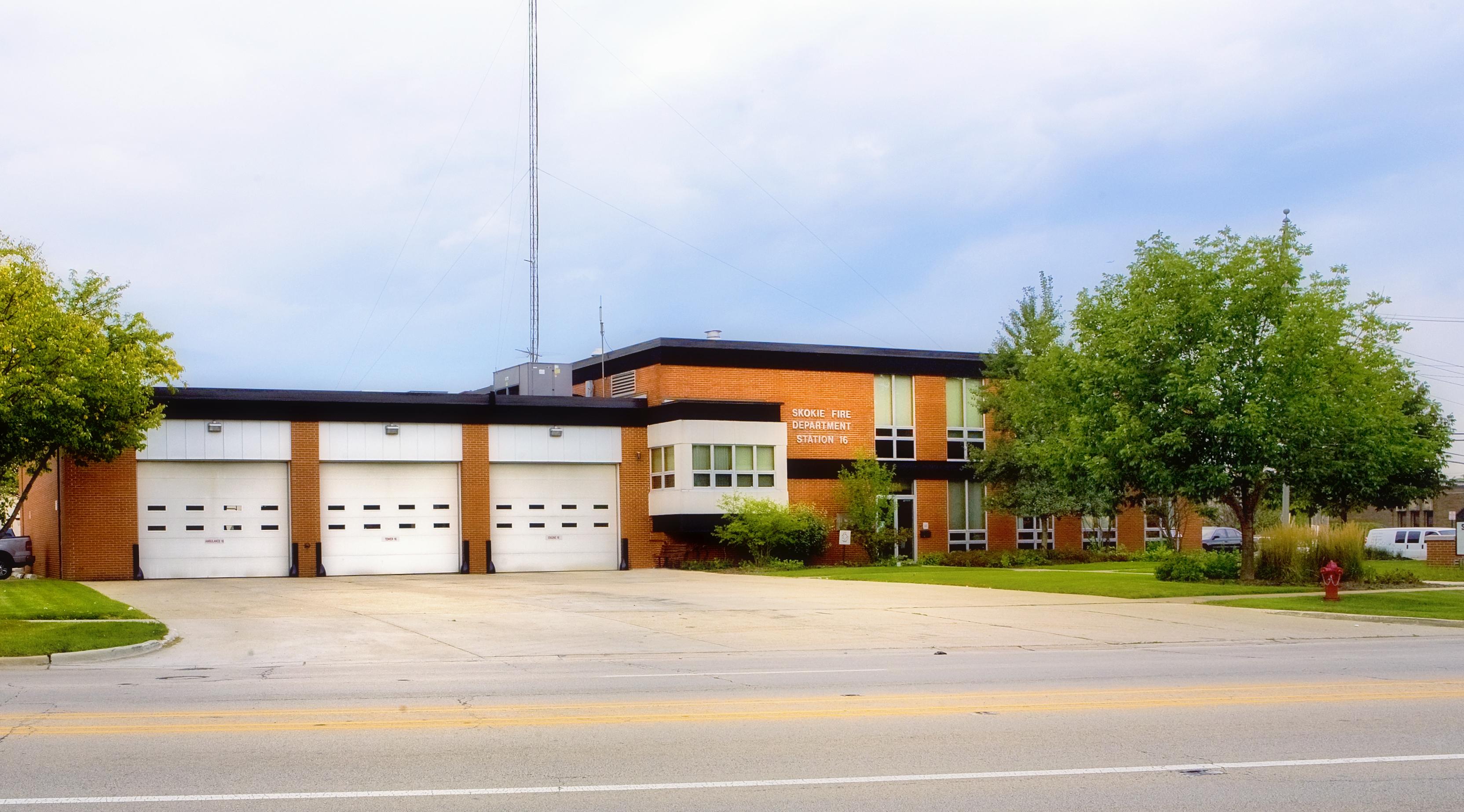 Skokie Fire Department Station 16