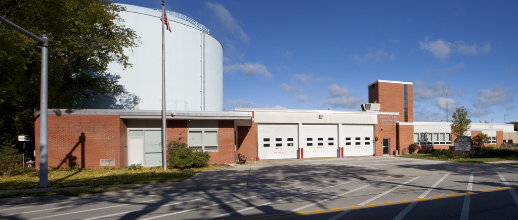 Skokie Fire Department Station 18