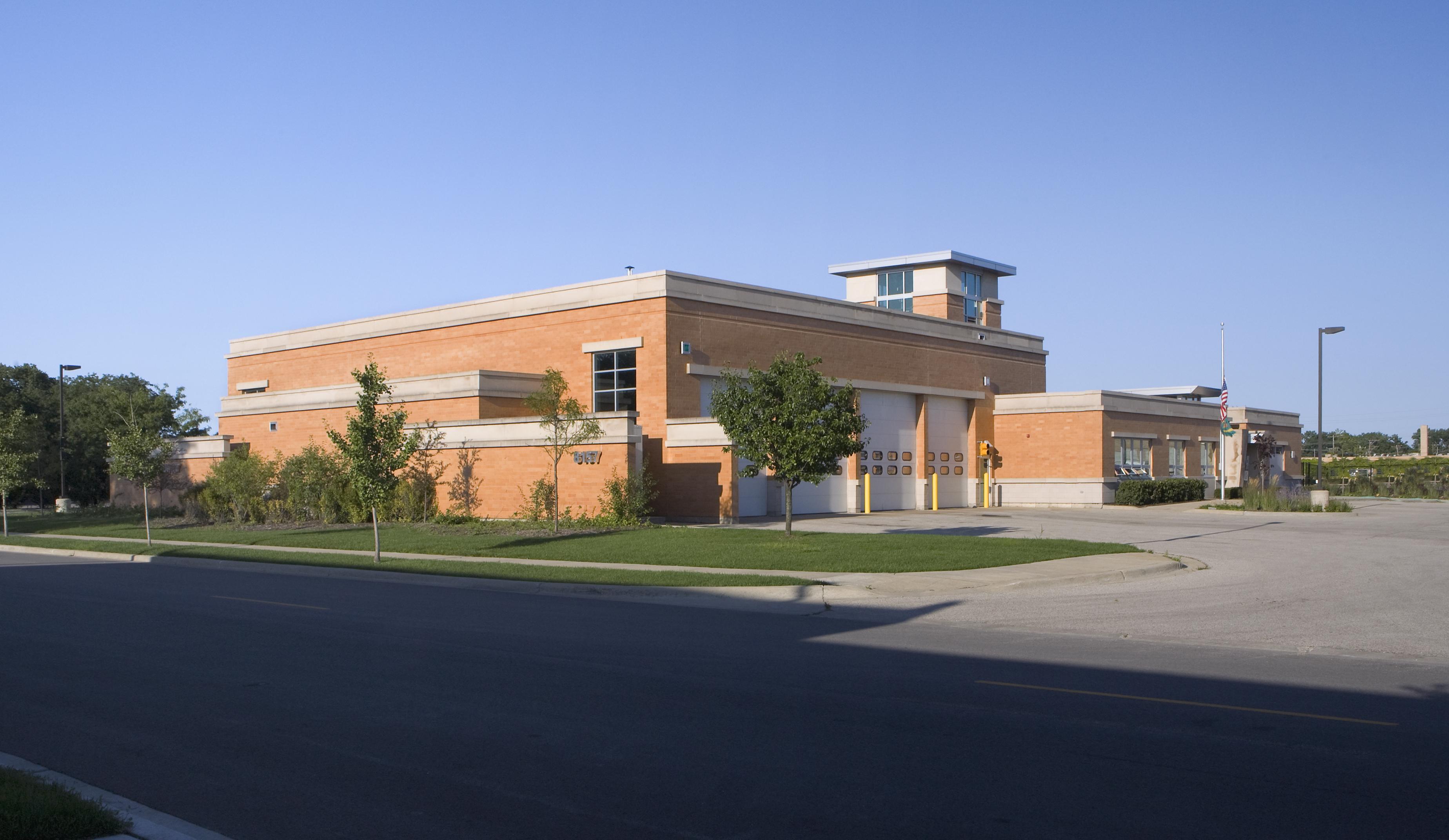 Skokie Fire Department Station 17