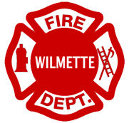 Wilmette Fire Department patch