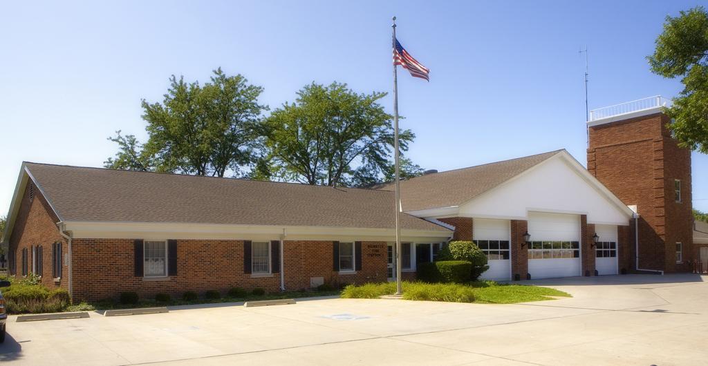 Wilmette Fire Department Station 26