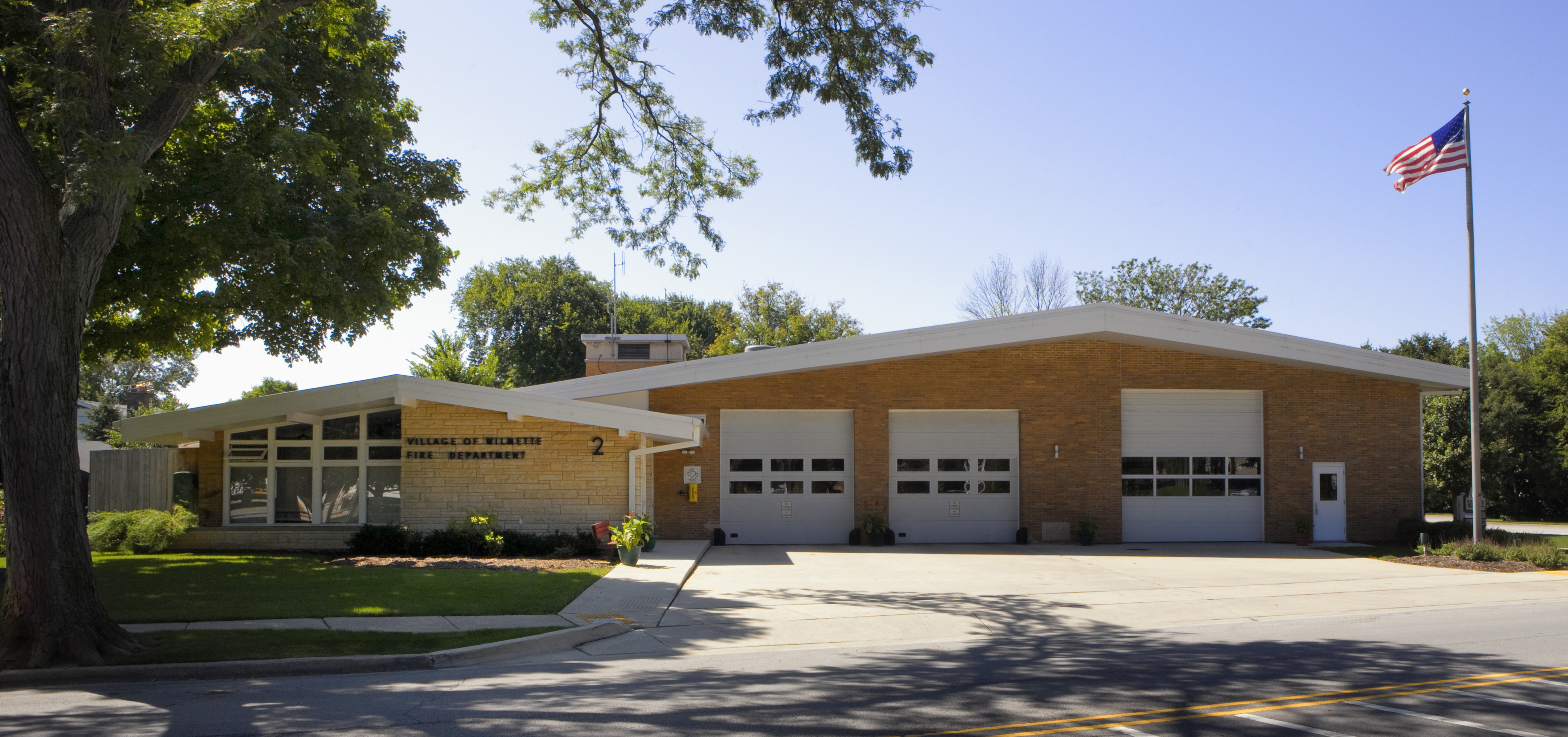 Wilmette Fire Department Station 27