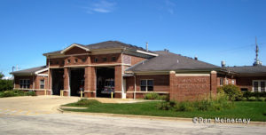 Great Lakes Fire Department Station 2