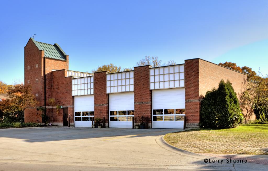 Lake Bluff Fire Station