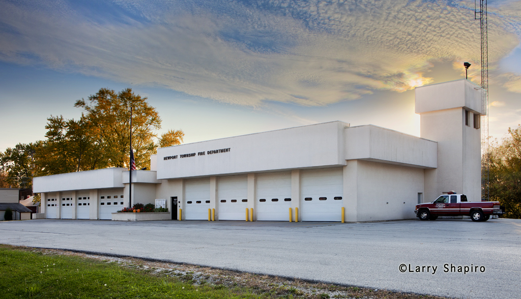 Newport Township FPD Station 1